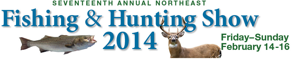 Hunting and fishing expo at rockingham park for Hunting and fishing expo