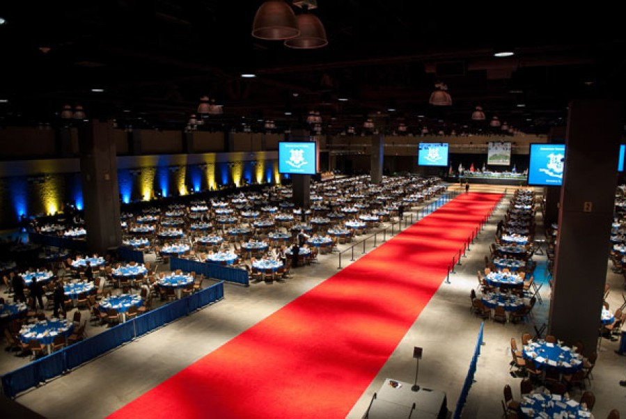 Governor's Inaugural Ball Connecticut Convention Center