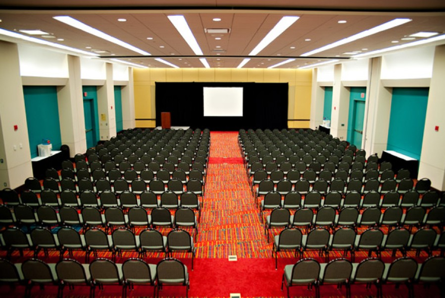 Connecticut Convention Center Meeting Room