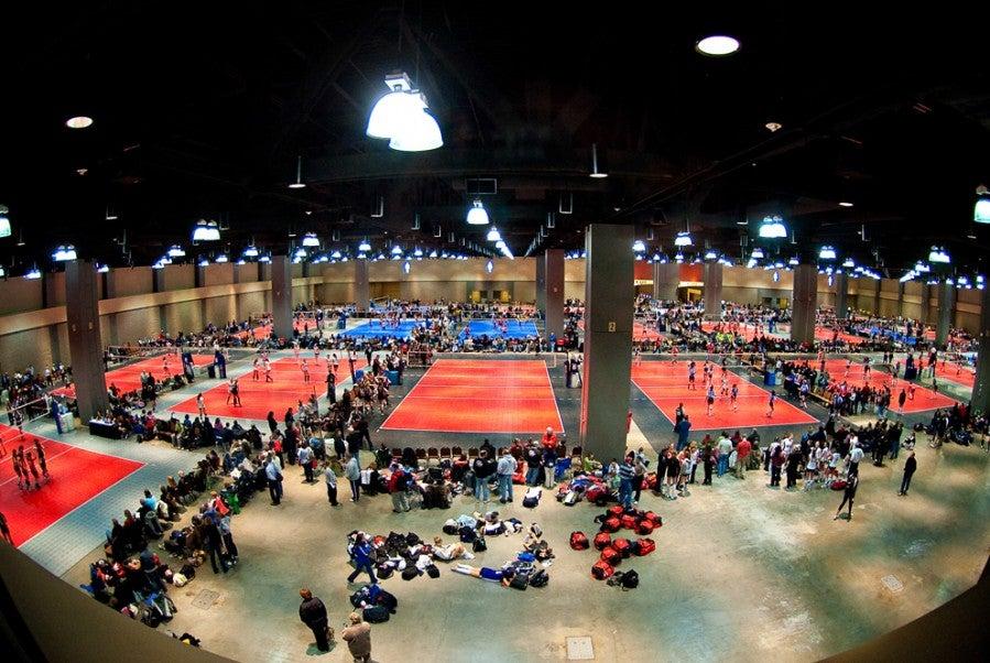 CTCC-Exhibit-Hall-Volleyball