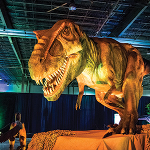 Discover The Dinosaurs Unleashed Connecticut Convention