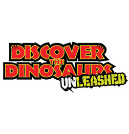 Discover the Dinosaurs Unleashed 2017 Hartford, CT Connecticut Convention Center