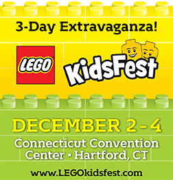 Lego KidsFest Hartford, CT Connecticut Convention Center