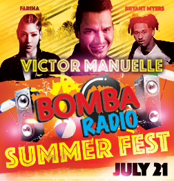 Bomba Radio Summer Fest Connecticut Convention Center