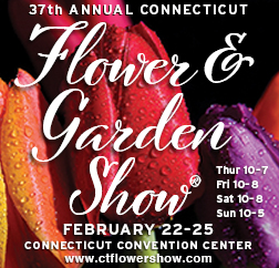 Connecticut Flower Garden Show 2018 Connecticut Convention Center