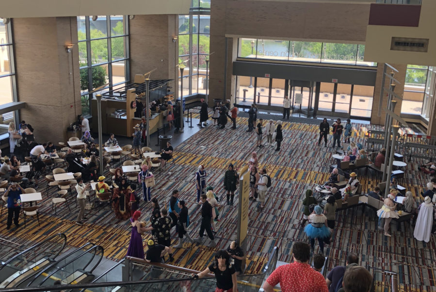 Connecticon Landing 2018